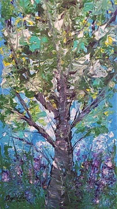 A Dream Tree - AlecA Art