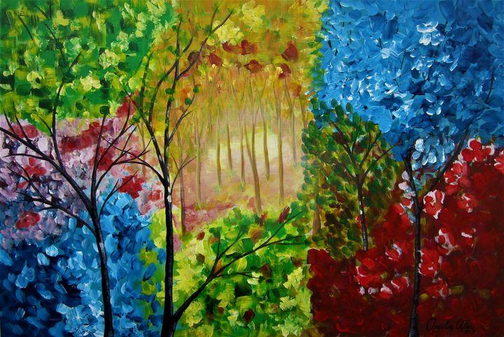 Wander Forest - AlecA Art