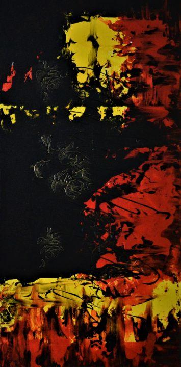 Fire in My Brain - AlecA Art