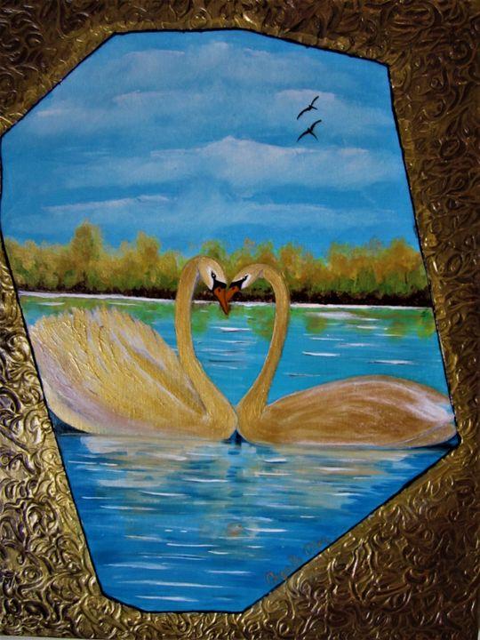 Swans - AlecA Art