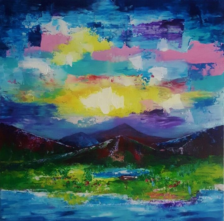 My Land - AlecA Art