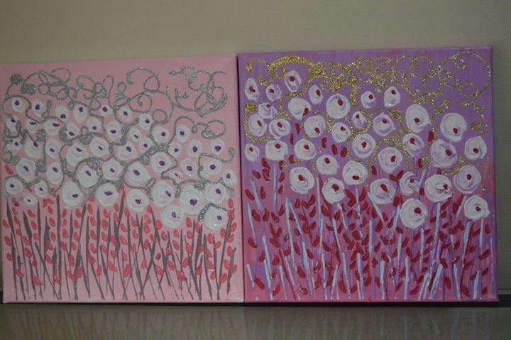 Pink Pink - AlecA Art