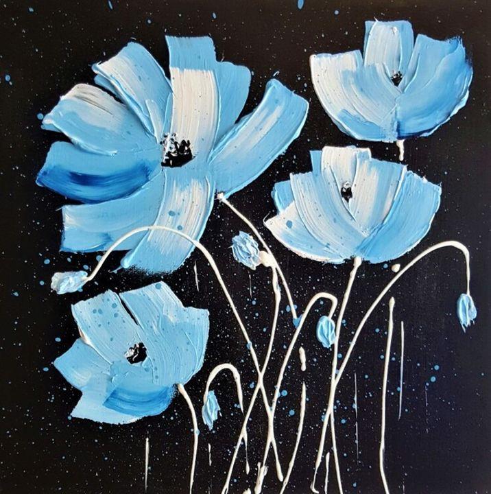 Blue - AlecA Art
