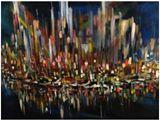 36x48in Original Oil Painting