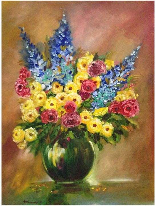 Still Flowers - THLeArt