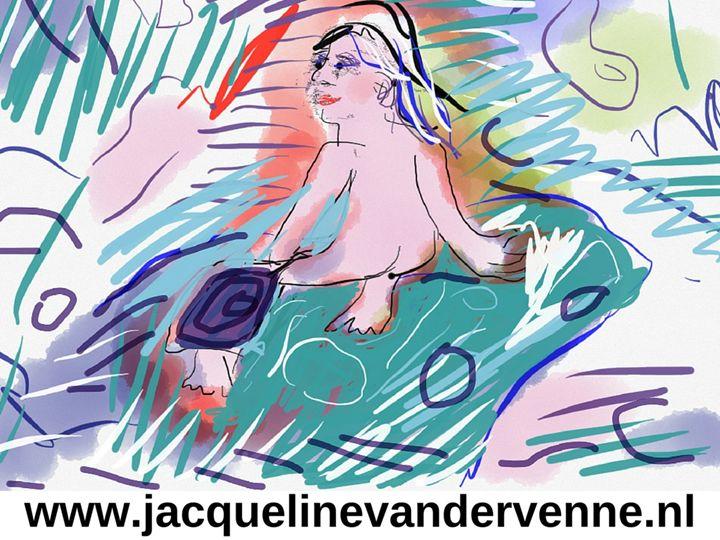 1 World series - Jacqueline van der Venne