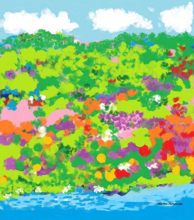 Landscape #56 - Martha Fernandez