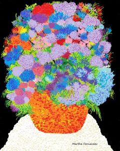 Flower composition #300