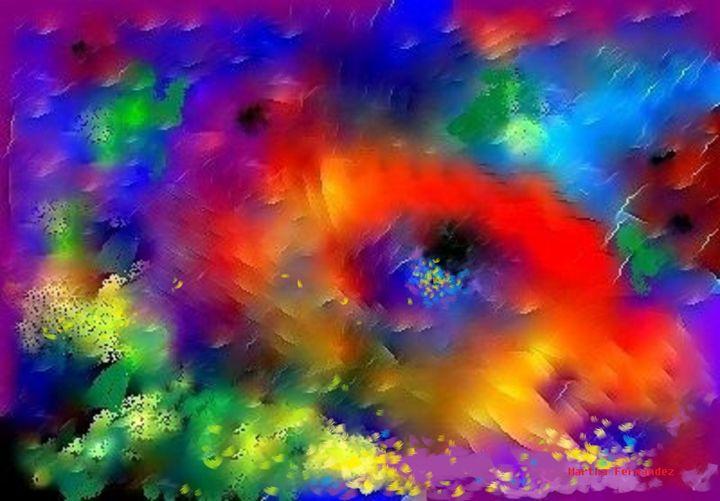 The flower - Martha Fernandez