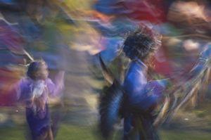 Pow Wow Dancers 1