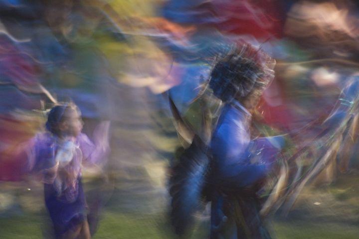 Pow Wow Dancers 1 - Brie A. Edwards Photography
