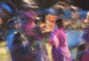 PowWow Dancers  2