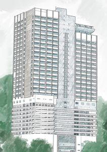Building in Penang