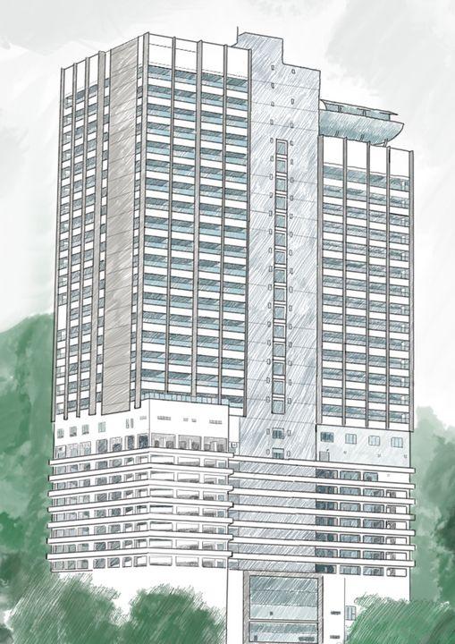 Building in Penang - syafie1104