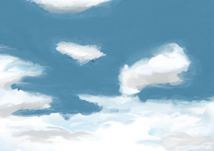 Clouds and sky - syafie1104