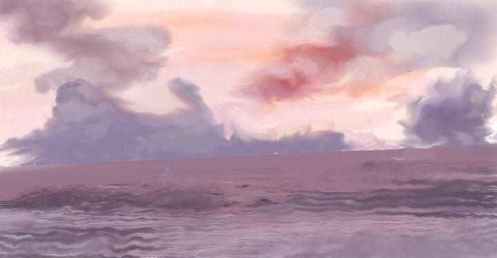 Cloudy - syafie1104
