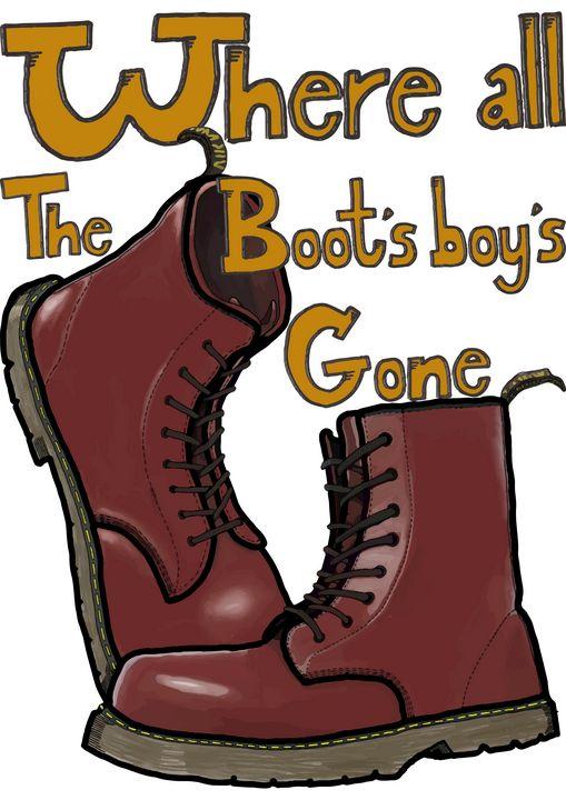 Boots Boys - syafie1104