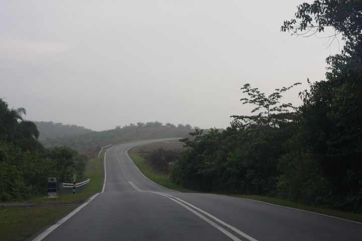 The road to my destination. - syafie1104