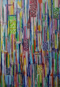 Colourful windows - artbysanisa