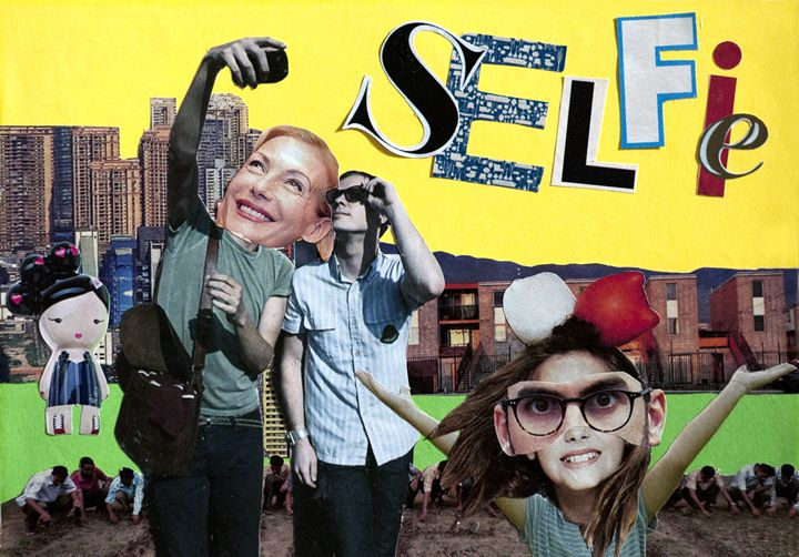 """Selfie"" - QUILOMBO CON PATAS"