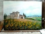 11.8x15.7in Lucca Countryside