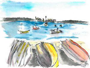 Watsons Bay, Sydney - Renate Wanek