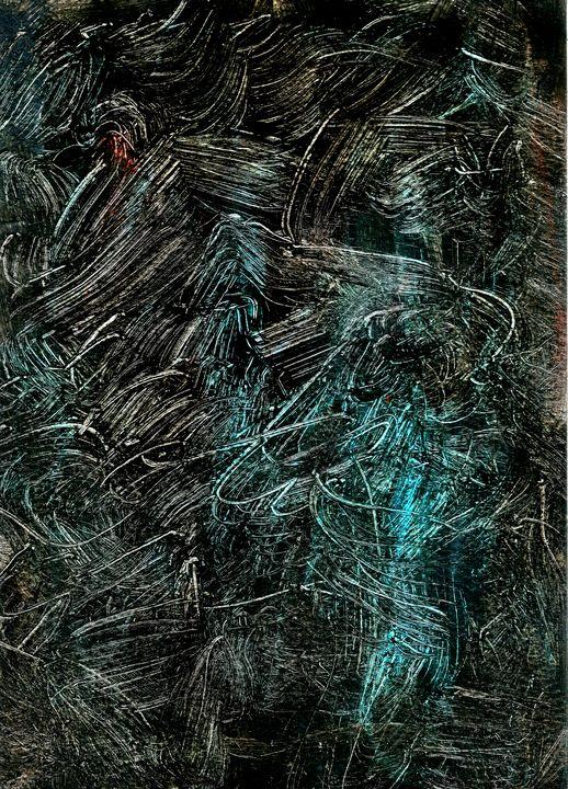 Spruce Forest - Spiekly Art