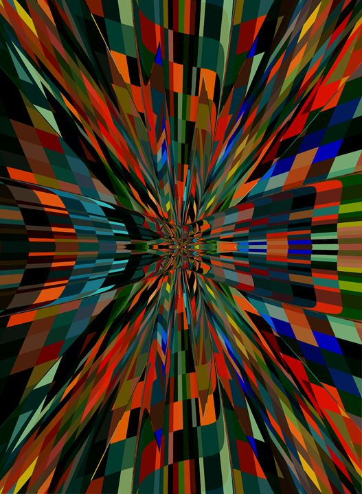 Vibrant Colors - Alexander Alvarez