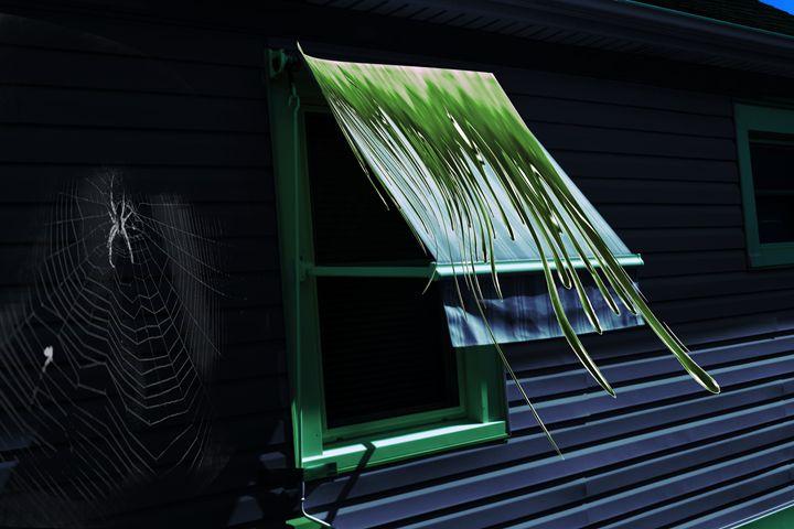 Haunted House - Cassandra Lewis