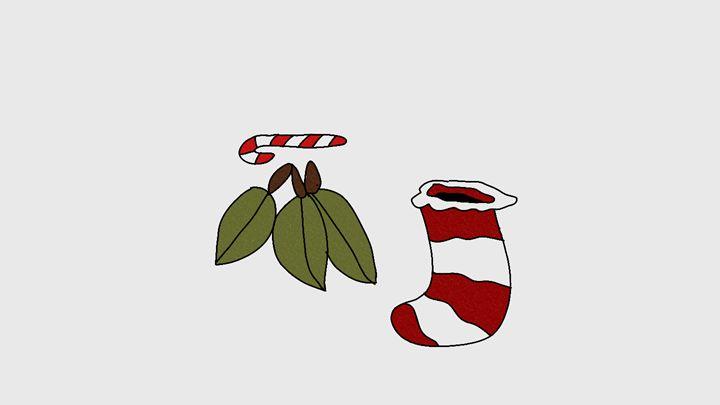 Christmas Stockings - Cassandra Lewis