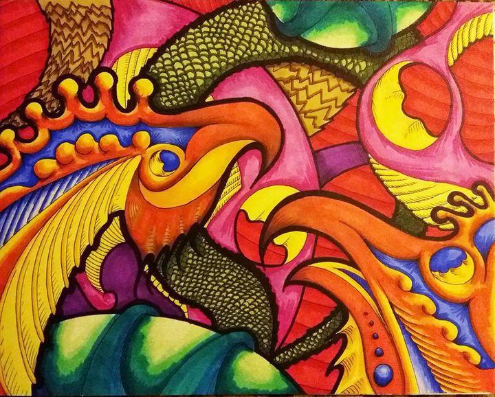 Phoenix Rising - SteveBarnes
