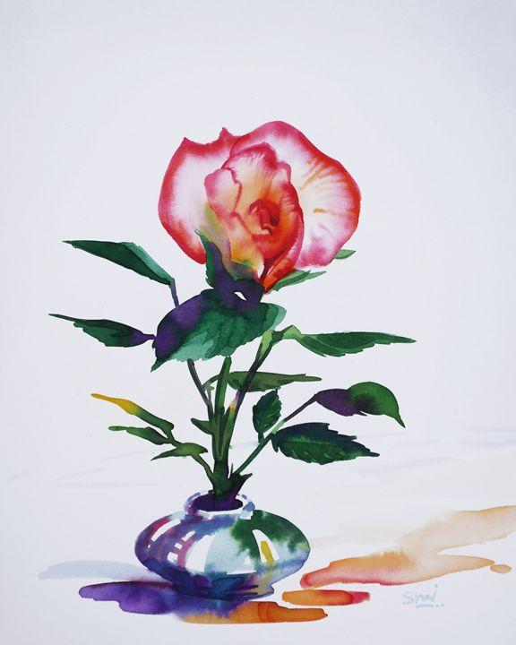 A Lonely Rose - Shivani Verma