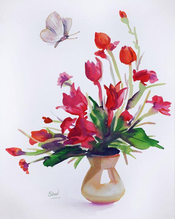 Tulips - Shivani Verma