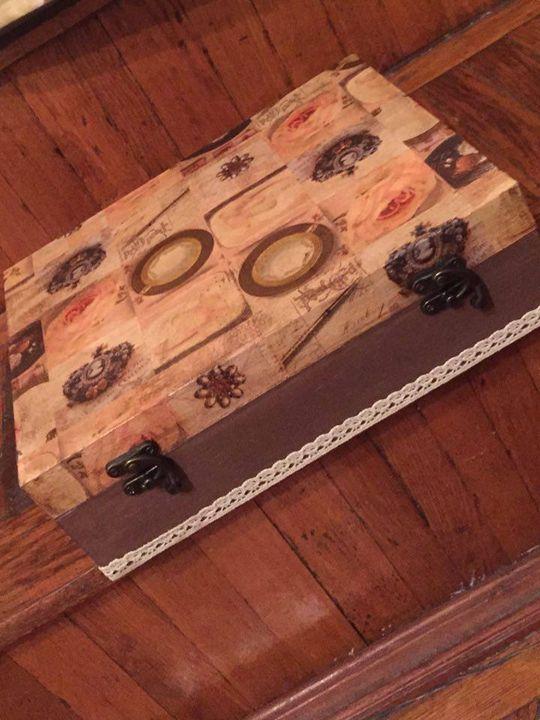 Tea Box Handmade - Iuliana Negreanu