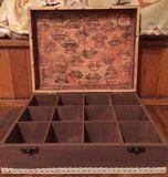 Handmade Tea Box
