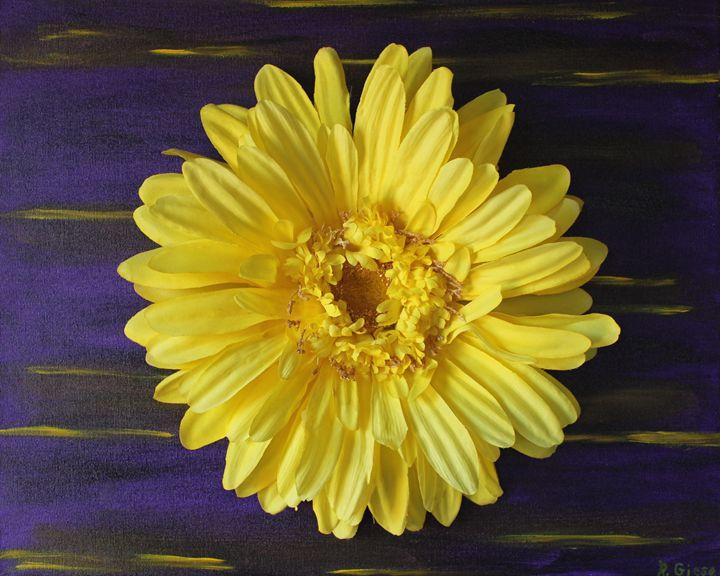 Daisy Power (Yellow) - R. Giese Originals