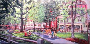 Harvard Square, Winthrop Park