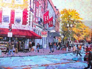 Harvard Square, Nini's Corner