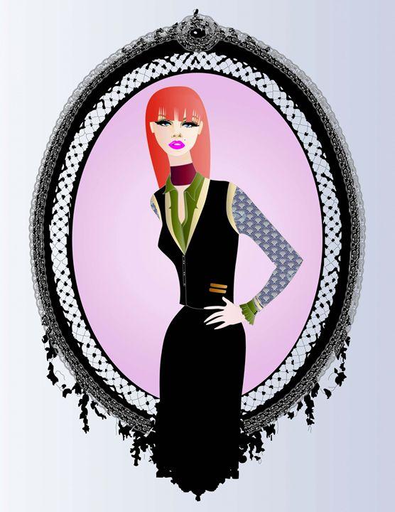 """""""Dior"""" - InsideHerMirror- IHM"""