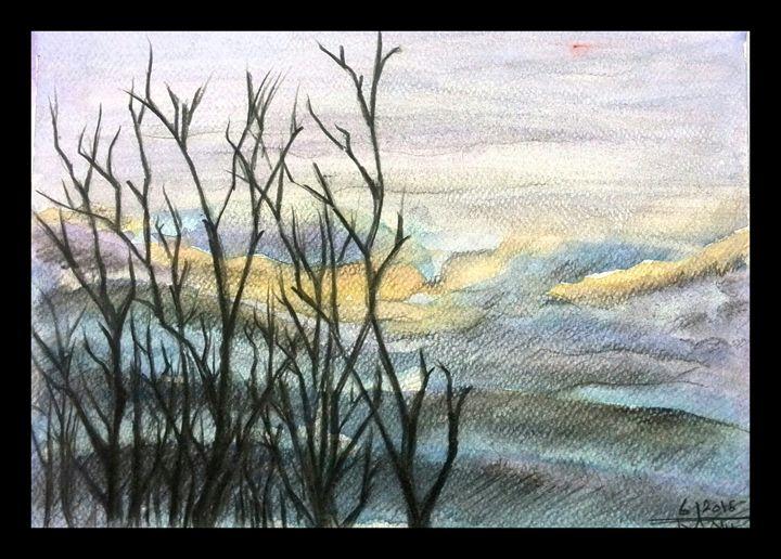 Tree Silhouette - sobhy