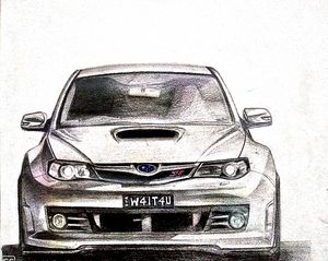 Subaru Impreza STI 10