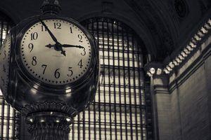 A whole clock