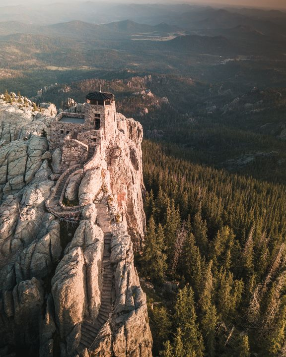 Black Elk Peak - Preston Buechler