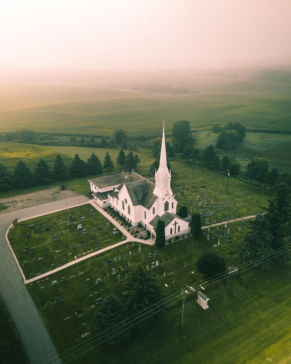 Old Church - Preston Buechler