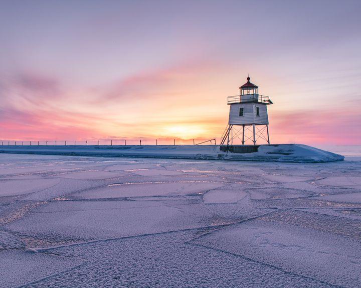 Two Harbors Lighthouse - Preston Buechler