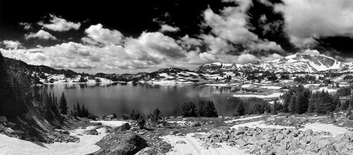 Mirror Lake, Montana - Derek Stevens Creative Photography