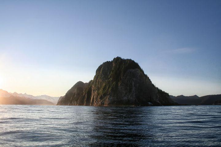 Alaskan Shores - Derek Stevens Creative Photography