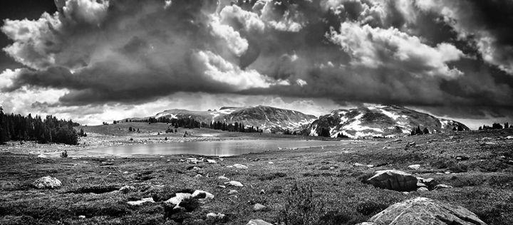 Sunlight before the Storm - Derek Stevens Creative Photography
