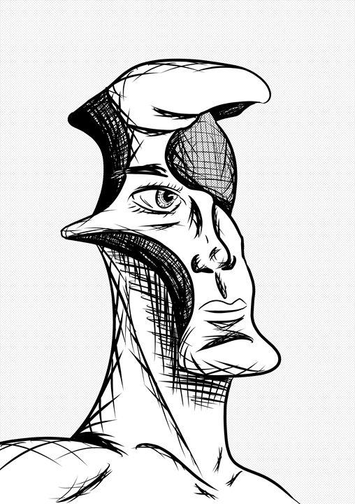 portrait - J.H. Freedman