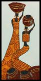 African style, 400 X 500 cm